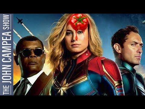 How Does A Terrible Captain Marvel Movie Affect The MCU - The John Campea Show
