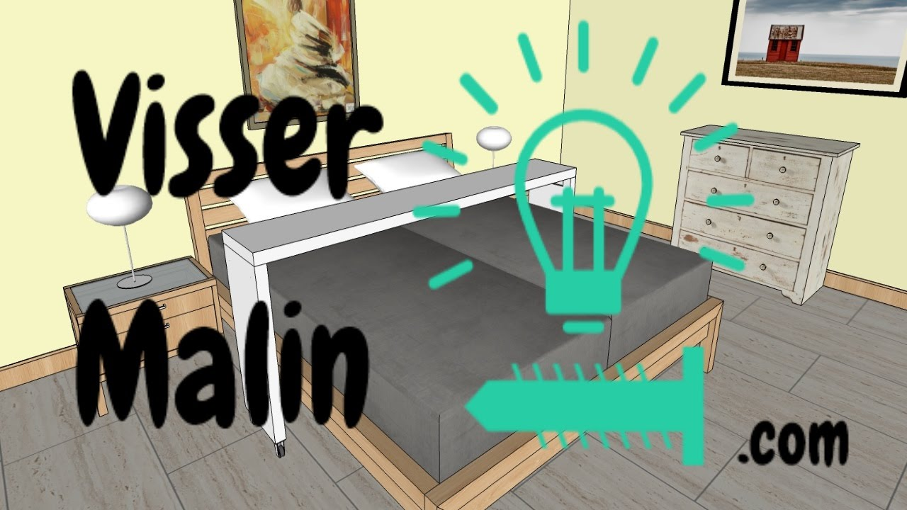 mod liser un meuble en 30 min avec sketchup youtube. Black Bedroom Furniture Sets. Home Design Ideas