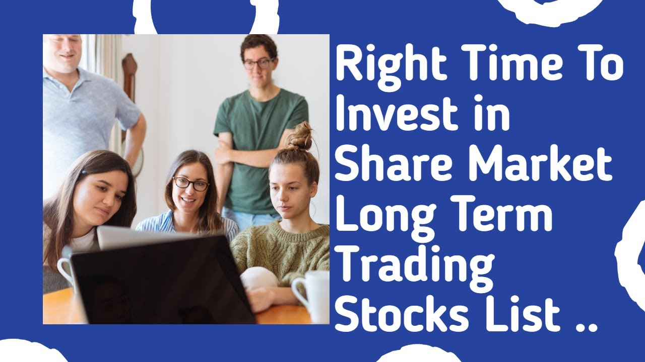 Tamil Trading | Long Term Investing | Stock Market Trading | Invest in Share To Make Profit in Trade
