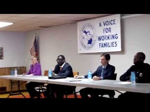 Grand Rapids mayoral candidate forum