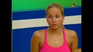 Зарядка с чемпионом: Анастасия Ермакова, синхронное плавание