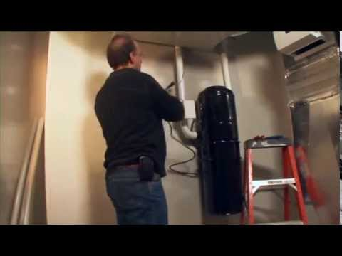 guide d 39 installation aspirateur central cyclo vac youtube. Black Bedroom Furniture Sets. Home Design Ideas