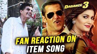 This Fan Want Sapna Chaudhary ITEM Song In DABANGG 3   Salman Khan   Chulbul Pandey