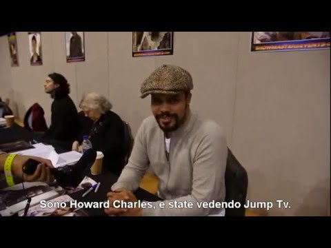 JUMP TV Meets Howard Charles