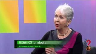 Is This For Real Pam Chambers Clip - 4 Pillars Of Communication