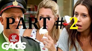 The Best of Just for Laughs Gags 2020 Part # 2