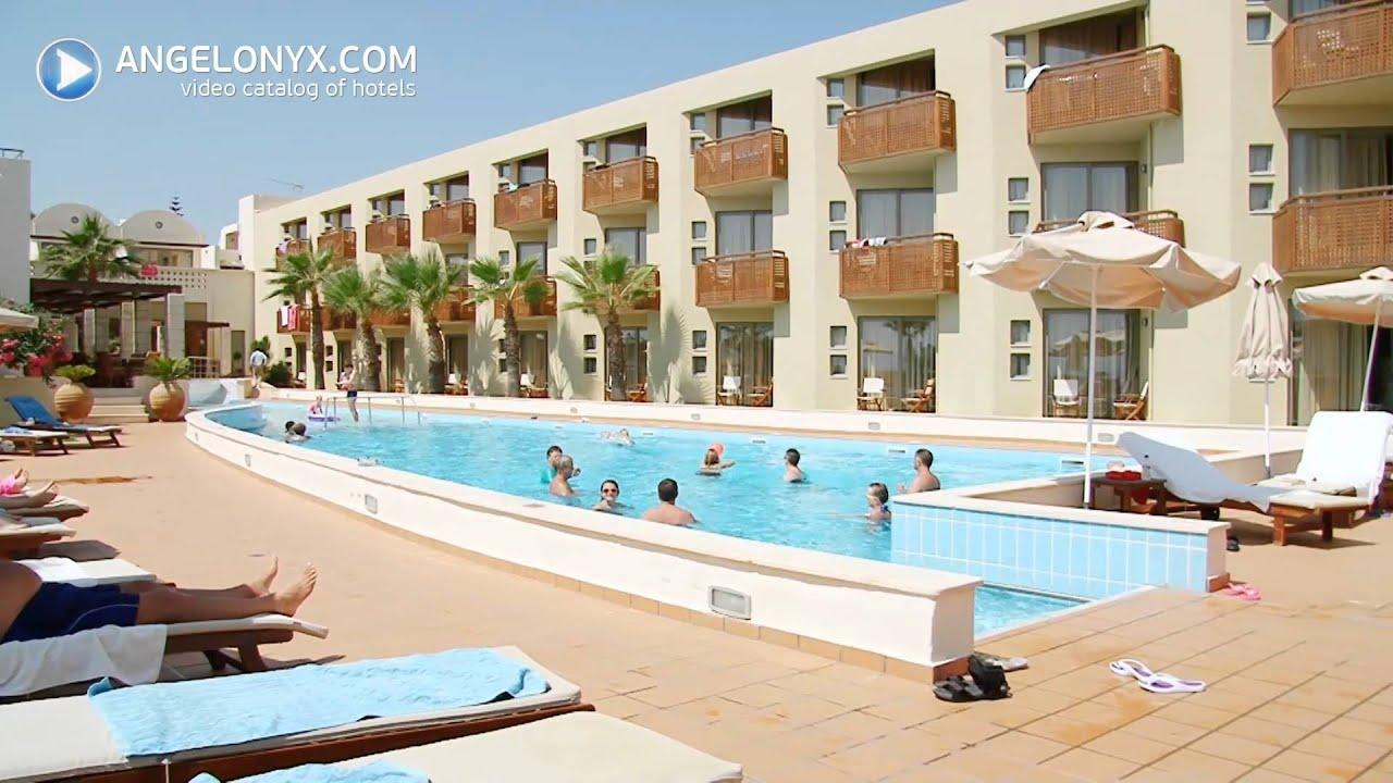 Santa Marina Beach Hotel Chania Crete