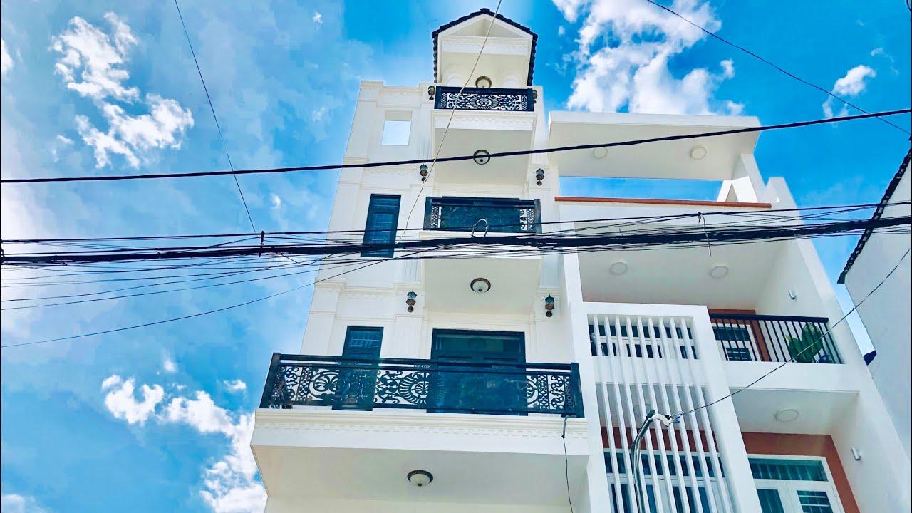 Bán nhà Gò Vấp|nhà bán Gò Vấp 2019|nhà Gò Vấp giá rẻ|diện tích 4.2x20m|giá 7 tỷ
