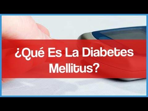 ¿Qué es la Diabetes Mellitus? Esto es lo que debes saber