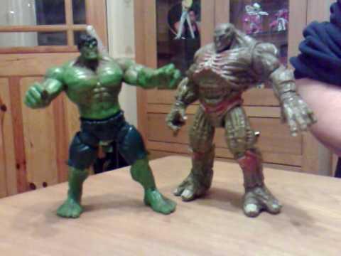 Hulk Toys 2003