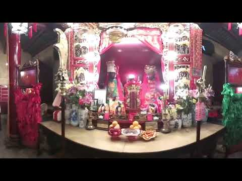 Man Mo Temple walk (Hollywood Road)VR 360