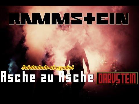 Rammstein - Asche zu Asche (Subtitulado al Español) (Live 2012)