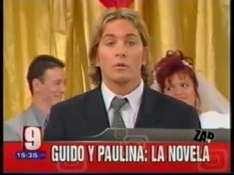 """Zap Tv "" Polino - Guido Suller - Paulina - Adriana Aguirre - Ricardo Garcia / Parte 2"