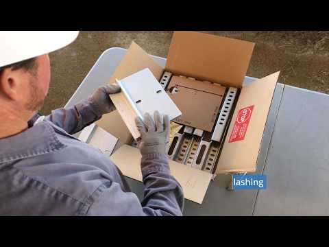 SunPower Equinox® Pro Tips: Unboxing the InvisiMount® S-Tile