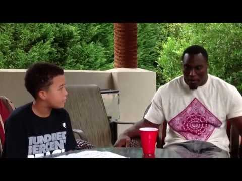 Pro Talk - NFL All Pro Takeo Spikes Interview 2013
