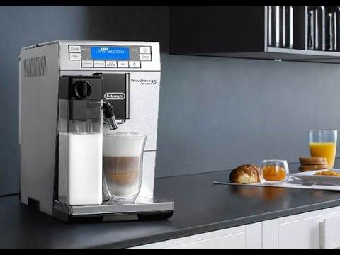 Обзор кофемашины Delonghi PrimaDonna XS ETAM 36.365.M