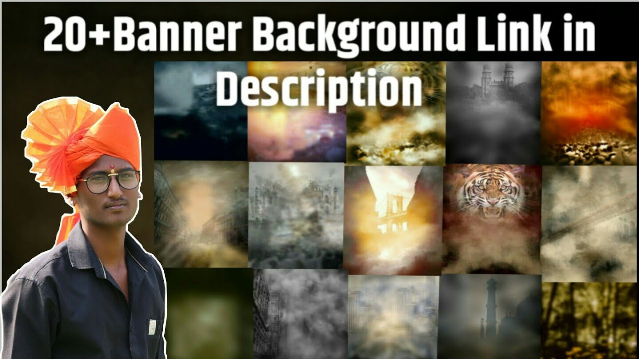 20+ Banner Editing New Background Full HD Link In