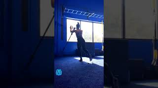 Total Body Functional Fitness Exercise with MoveStrong GRT