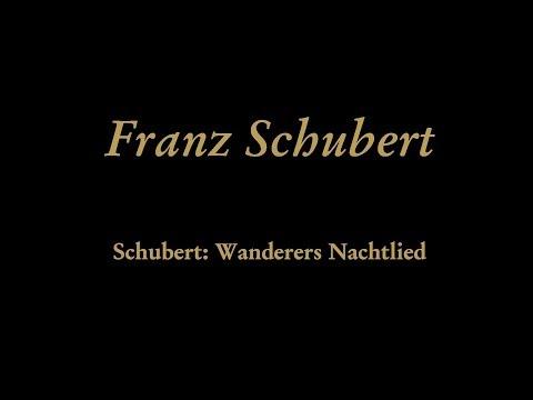 Franz Schubert - Litanei, D. 343
