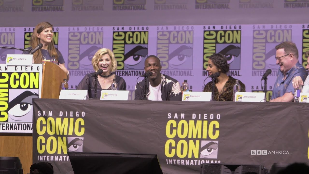 Keeping Secrets | San Diego Comic-Con 2018 | BBC America