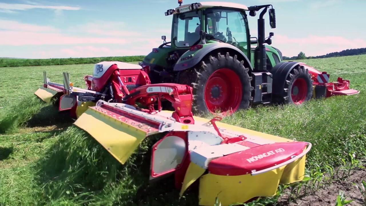 NOVACAT S Mower combination - Disc mowers - Grassland
