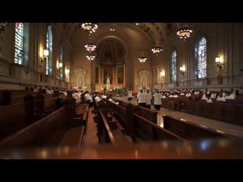 All Mortal Flesh Keep Silence at Saint Charles Borromeo Seminary P.A.