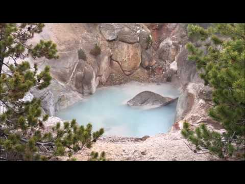 Yellowstone Geysers and Hot Springs summer 2016
