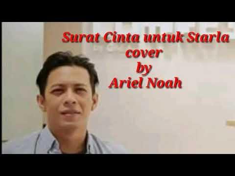 ARIEL NOAH | SURAT CINTA UNTUK STARLA | NEW COVER
