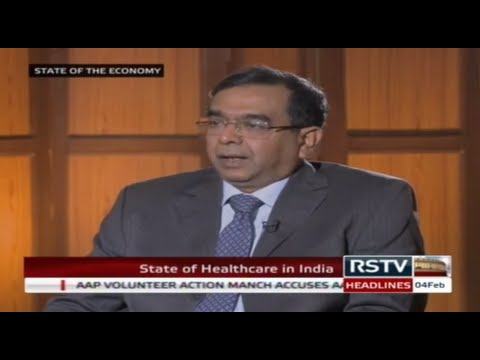 State of the Economy - State of Healthcare in India