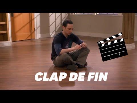 """Les Stars De """"The Big Bang Theory"""" Très émues Sur Le Tournage Du Dernier épisode"""