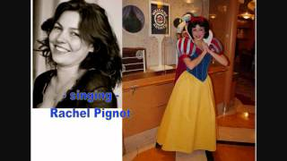The French voices of Disney Princesses Part 2: Snow White and Belle