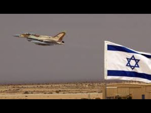 BREAKING NEWS! IMPORTANT! Israel just attacked Syria. Over 10 projectiles hit Golan Heights.
