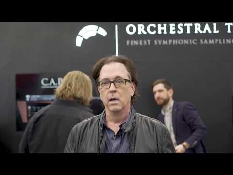 #NAMM2018 -  Walter Murphy about Orchestral Tools