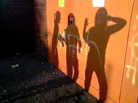 Emma,Lauren + Clares Shadows!