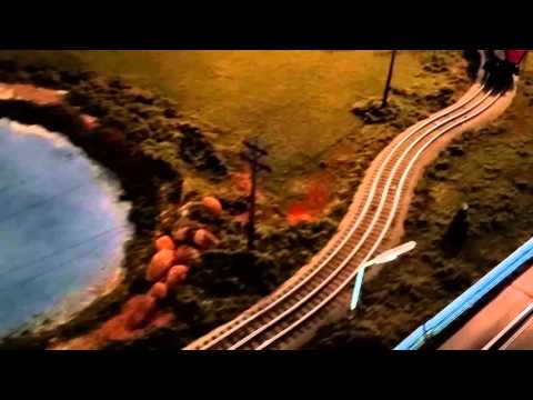 Slot Car Custom Track: Villa Raceway (short)