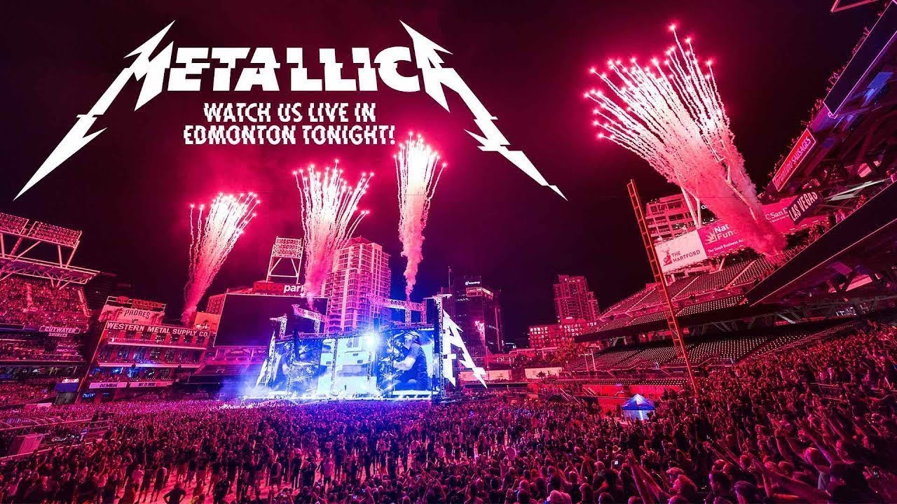Metallica Worldwired Tour  August
