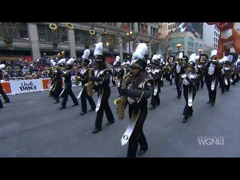 Ocoee High School Marching Band - Chicago Uncle Dan's Thanksgiving Day Parade