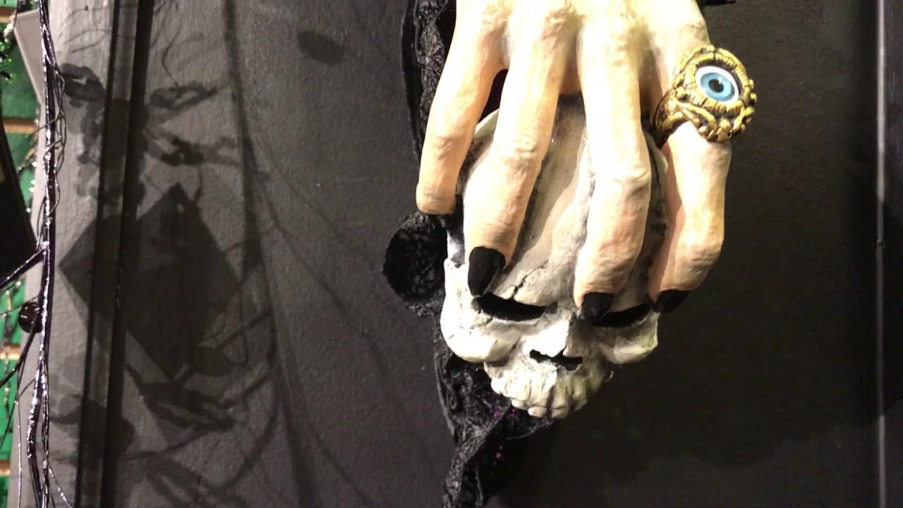 Katherineu0027s Collection Spellbound Hand Door Knocker