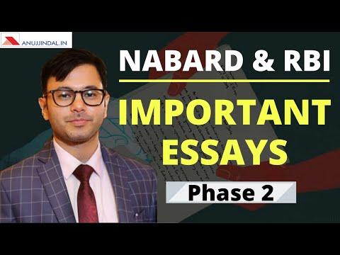important-essay-topics-|-english-descriptive-|-nabard-&-rbi-2020-phase-2