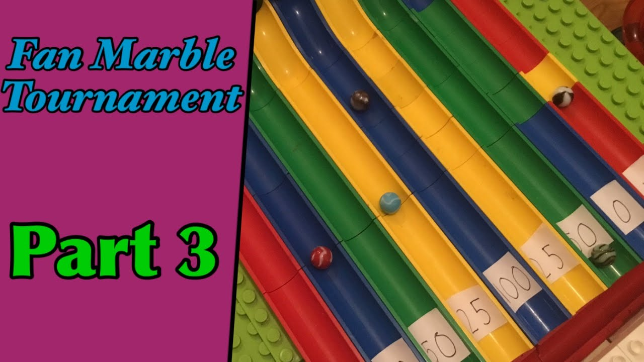 Fan Marble Tounrmanet Part 3: Plinko Pandemonium