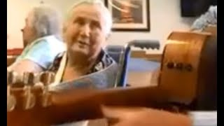 "WOW! A Dear Sweet Lady at the Nursing Home CAN SING!!! ""Why Worry"""
