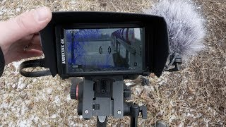 """ANDYCINE A6 5.7"""" Field MONITOR"""