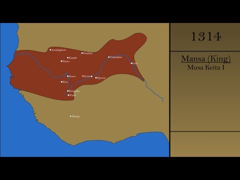 The History of the Mali Empire