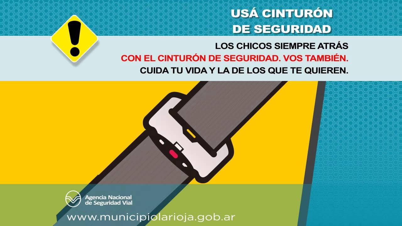 Campaña De Concientización Vial: Usá El Cinturón De