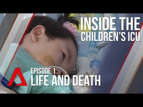 CNA | Inside The Children's ICU | S01E01 - Life and Death