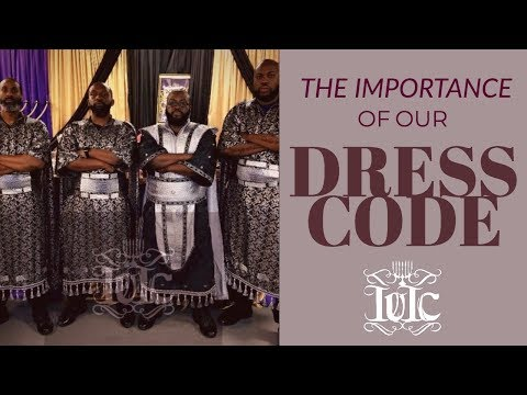 The Israelites: The Importance of Our Dress Code