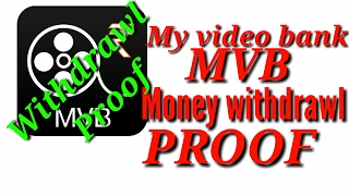 My video bank money withdrawl proof video in hindi