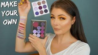 Gewusst Wie: Erstellen Sie Ihre Eigene Perfekte Kylie Kosmetik-Violett-Palette