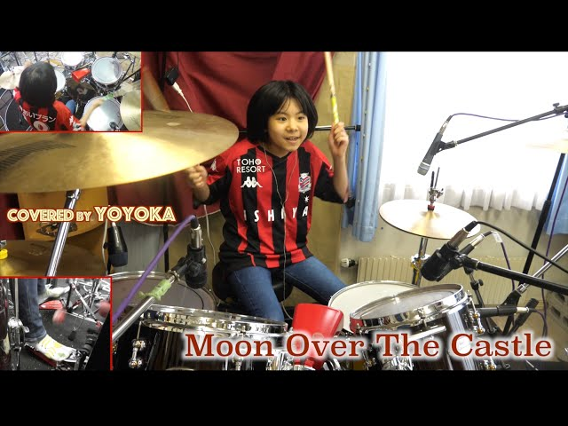 Moon Over The Castle - ANDY'S / Covered by Yoyoka, 10 year old