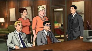 "ARCHER - HOW TO ARCHER ""GATOR 2"" - DVD EXTRAS -  SEASON 03 HD"